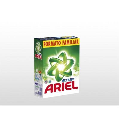 Detergente Maleta Ariel 70 Cacitos