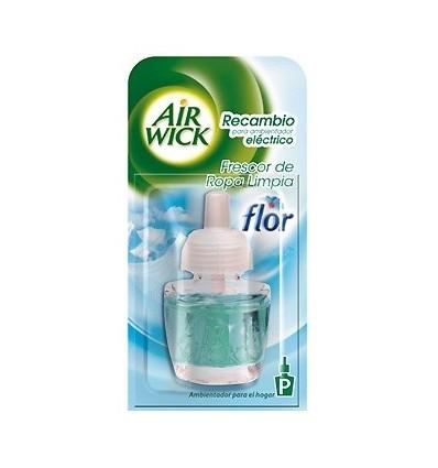 Ambientador Airwick Recarga Electrica Flor