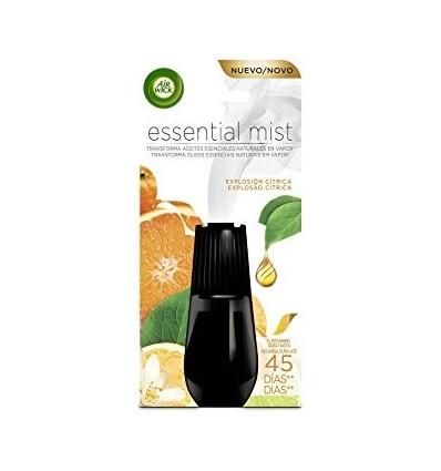 Ambientador Airwich Essential Recarga Citrus