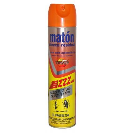 Insecticida Maton Zzz Residual Spray 800 Ml