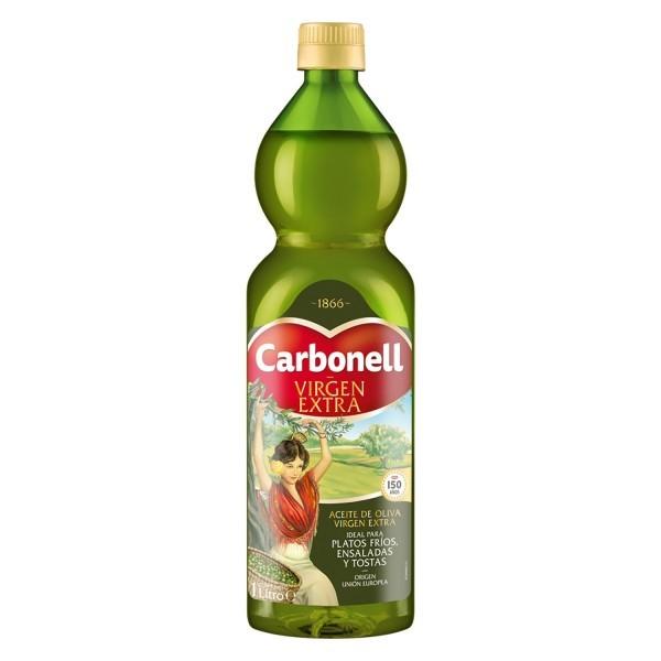 Aceite Oliva Carbonell Virgen Extra 1 L