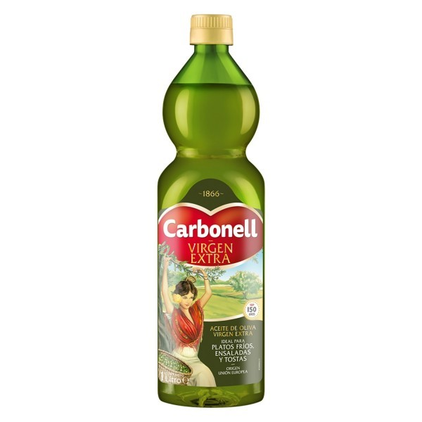 Huile Olive Carbonell Extra Vierge 1 L