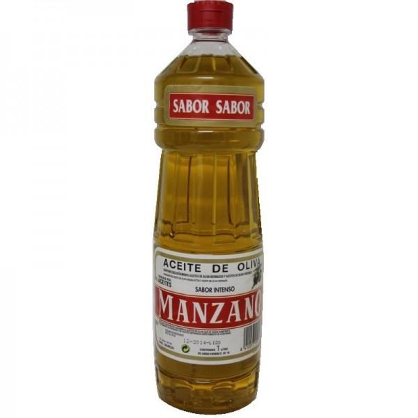 Intensives Olivenöl Manzano 1 L