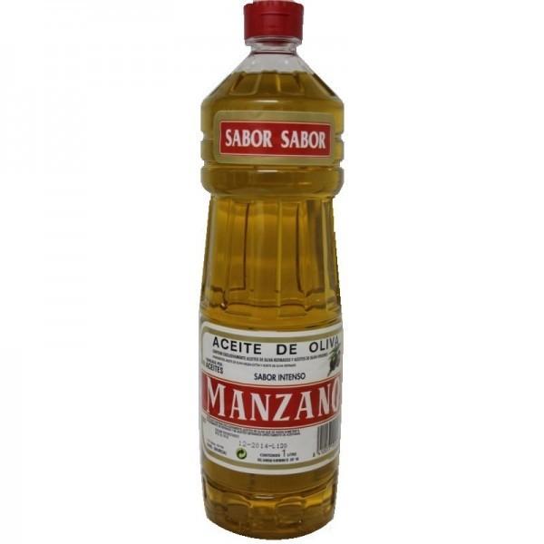 Aceite Oliva Intenso Manzano 1 L