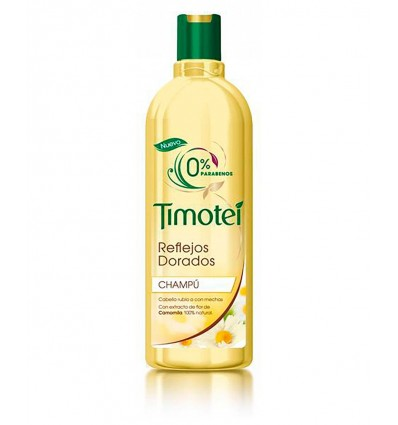 Shampoo Timotei Camomila 400 Ml Pk-2