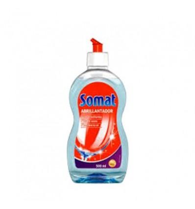 Détergent lave vaisselle Somat Rinçage 500 Ml