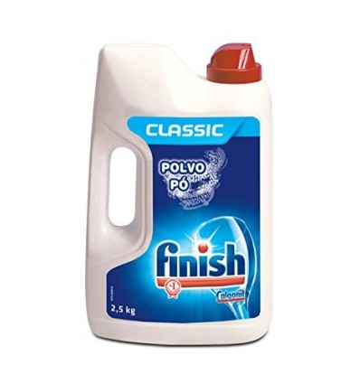 Dishwasher detergent Finish 2,5 Kgr Powder