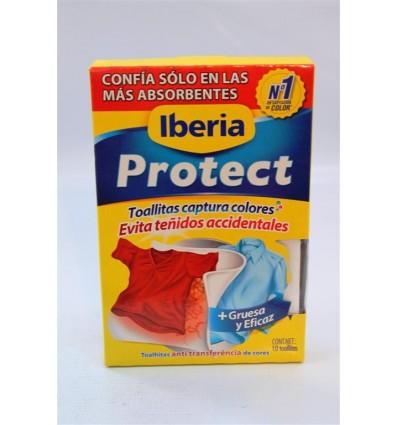 Toallitas Atrapa Color Protec 10 Unidades