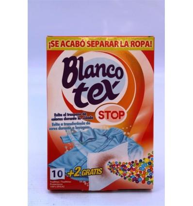 Toallitas Atrapa Color Blanco Tex 10 Unidades