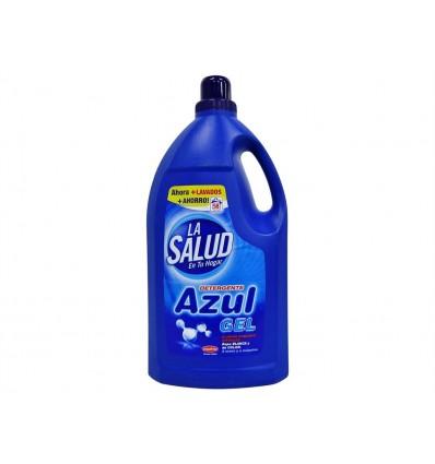 Detergente Liquido La Salud Gel 4 L