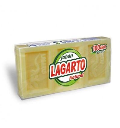 Jabon Lagarto Pack-3