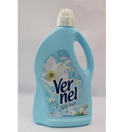 Suavizante Vernel 44 Cacitos Azul