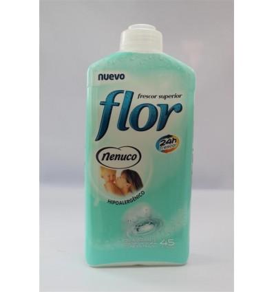 Suavizante Flor Concentrado 1,035 Ml Nenuco 45 Dosis