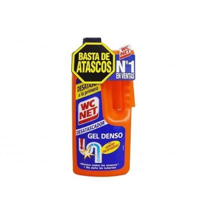 Desatascador Wc-net Gel Denso 1L