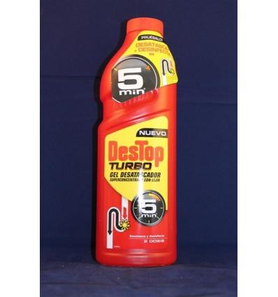 Desatascados Destop Turbo Botella 1L