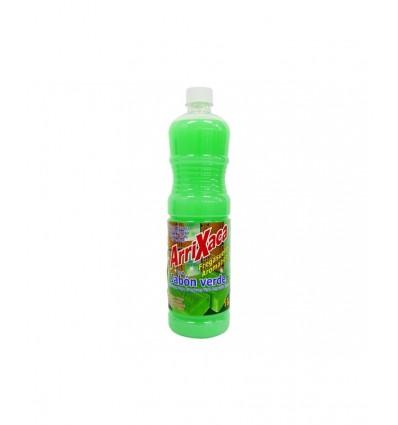 Fregasuelos Arrixaca Jabon Verde 1 L