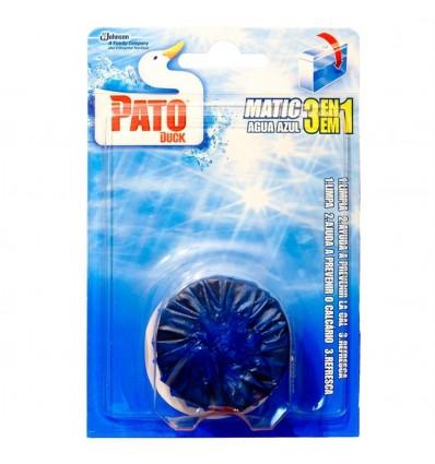 W.c. Pato-matic Cisterna Azul Pastilla