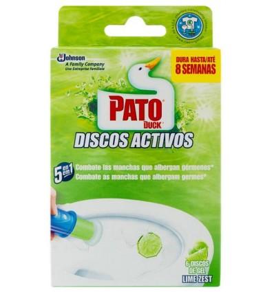 W.c. Pato Disco Verde