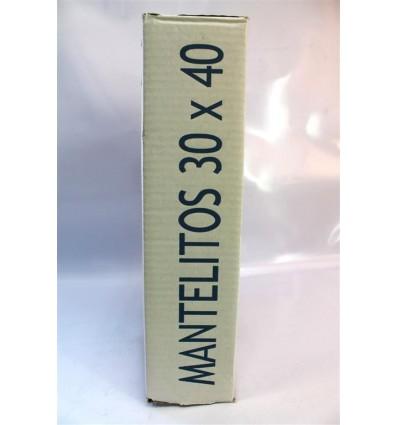 Mantel Individual 30x40 Konny (caja Completa)