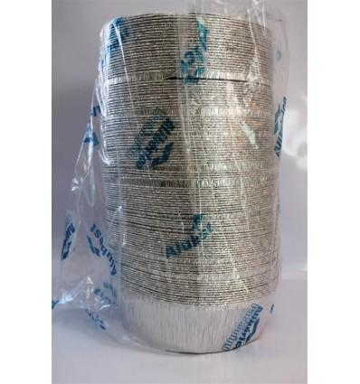 Envase Aluminio Pollo 6x100 Unidades C/600 Sierra