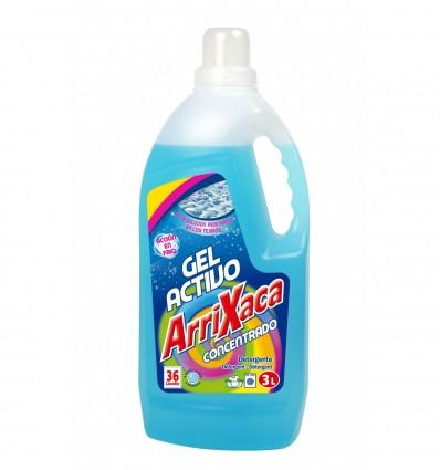 Detergente Gel Activo Arrixaca 3 L