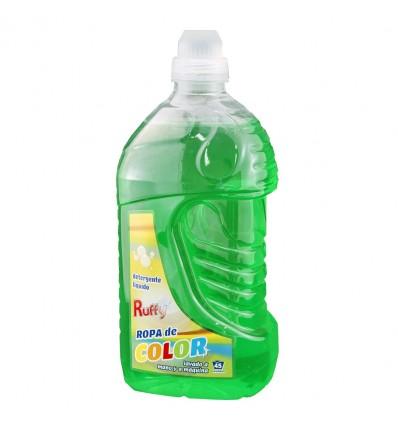 Detergente Liquido Color Ruffy 3 L
