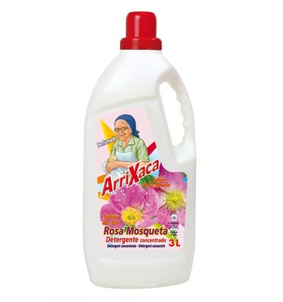 Detergente Rosa Mosqueta Arrixaca 3l