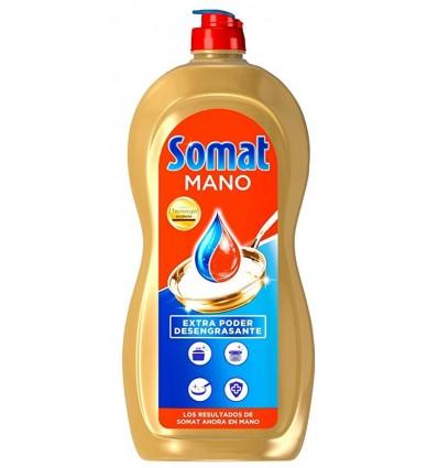 Vajillas Somat Mano Azul 650 Ml