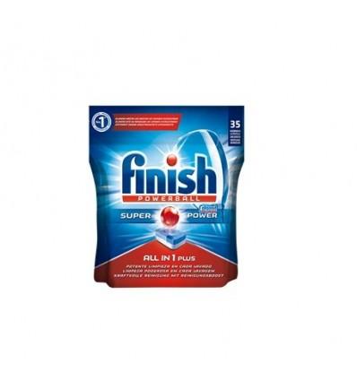 Dishwasher detergent Finish All in 1 15 pods