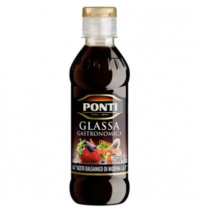 Vinegar Ponti Crema Modena 250 Ml
