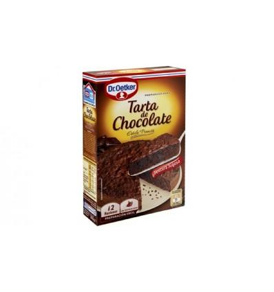 Preparado Tarta Choco Dr Oetker 355 Grs