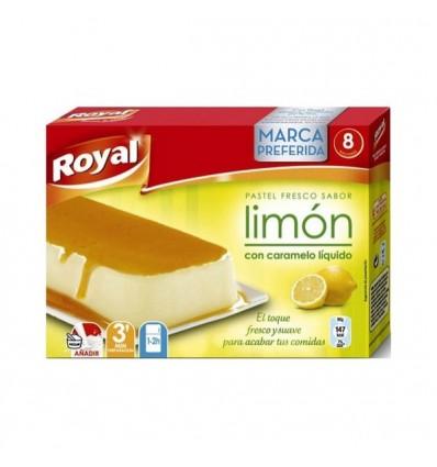 Preparado Pastel Fresco Limon Royal 103 Grs