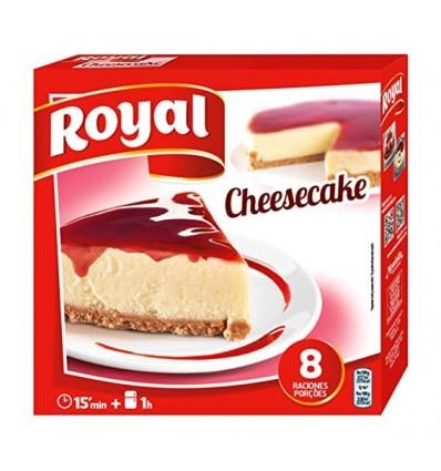Preparado Royal Cheese cake Pastel De Queso Royal 325 Grs
