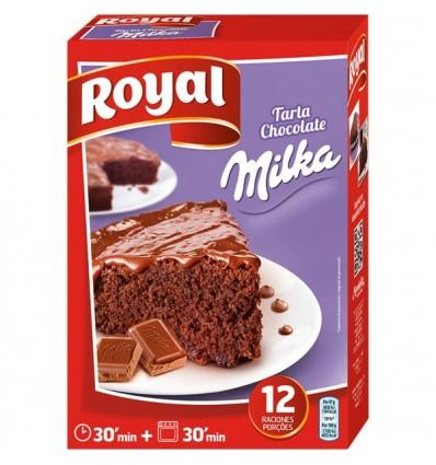 Preparado Tarta Choco Milka 350 Grs