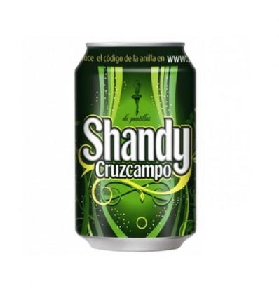 Cerveza Shandy 33 Cl pack 8