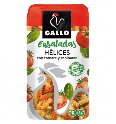 Pasta Gallo En salada Vegetales Helices 500 Grs