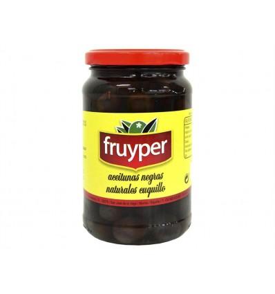 Aceitunas Negras Naturales de Cuquillo Fruyper 340 Gr