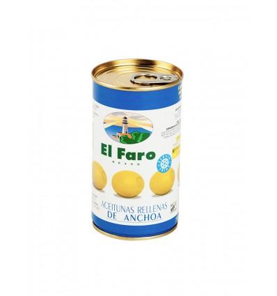 Olive Faro ripiene 350 Grs