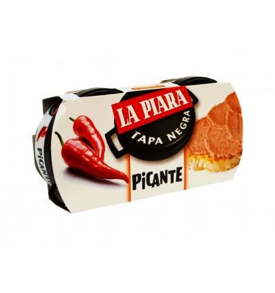 Paté Picante Pack 2x73g La Piara