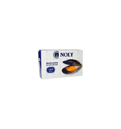 Mussels Noly 8-12 Units Ol-112 Grs