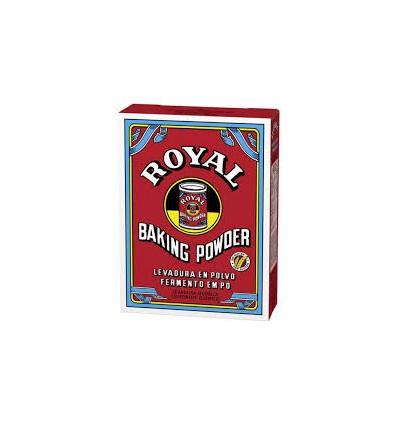 Levadura en Polvo Royal Caja 5 sobres