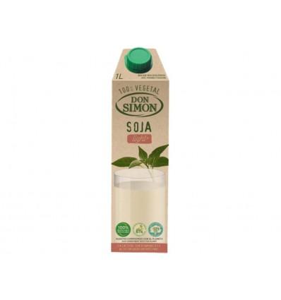Bebida de Soja Light Brik 1l Don Simon