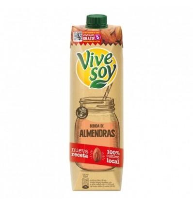 Bebida de Almendras ViveSoy Brik 1l Pascual