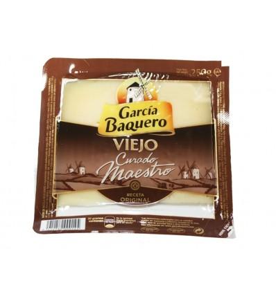 Queso Viejo Manchego Cuña 250g García Baquero