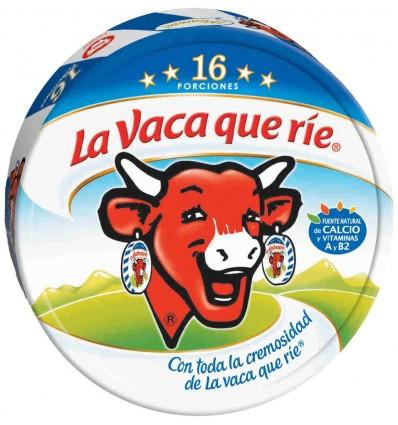 Quesitos Pack 16 Porciones La Vaca que Ríe
