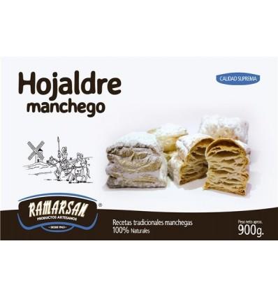 Mantecado Ramarsan 900 Gr Hojaldre