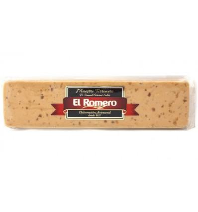 El Romero Barra Larga turron Jijona 300 Gr
