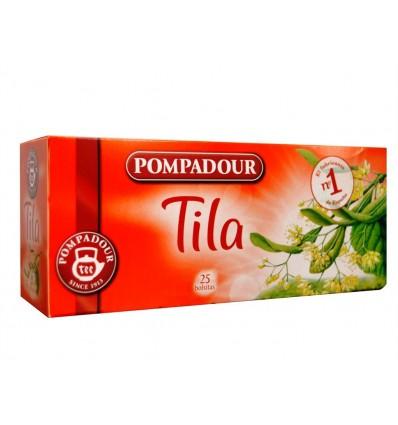 Tila Caja 25 Bolsitas Pompadour