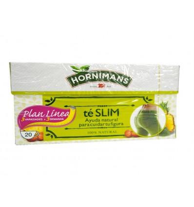 Té Slim Caja 20ud Hornimans