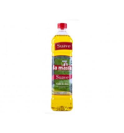 Huile d'olive 0.4º Bouteille 1l La Masía